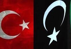 Libyadan flaş Türkiye açıklaması: Başladık