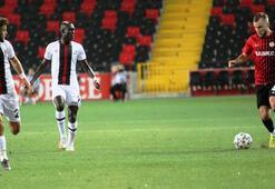 Gaziantep FK - Fatih Karagümrük: 2-2