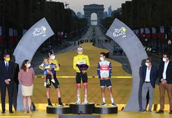 Fransa Bisiklet Turunda şampiyon Pogacar