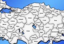 Edirne Haritası: Edirne İlçeleri Nelerdir Edirne İlinin Nüfusu Kaçtır, Kaç İlçesi Vardır