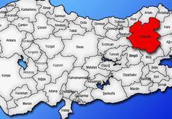 Erzurum Haritası: Erzurum İlçeleri Nelerdir Erzurum İlinin Nüfusu Kaçtır, Kaç İlçesi Vardır