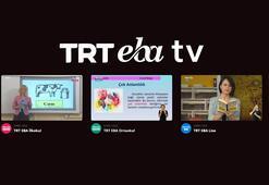 EBA TV canlı ders nasıl izlenir TRT EBA TV saat kaçta açılıyor, ders programı belli mi