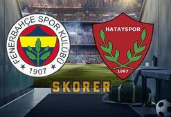 Haftanın kapanış maçında Fenerbahçenin konuğu Hatayspor Maç saat kaçta hangi kanalda