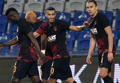 Galatasarayda yüksek konsantrasyon