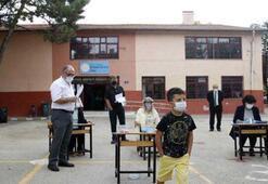 İşte ilk gün... Okullarda uyum eğitimi başladı
