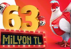 Çılgın Sayısal Loto sonuçları için geri sayım 21 Eylül Çılgın Sayısal Lotoda büyük ikramiye 63 milyon TL