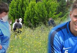 Futbolcu Cevher Toktaş oğlunu öldürmüştü Adli tıptan rapor geldi