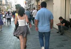 Taksim'de genç kadını takip eden şahıs hakkında flaş karar