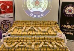 Bakan Soylu duyurdu Son bir haftada 1 ton 66 kilogram ele geçirildi