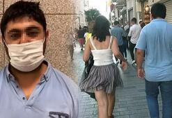 Son dakika: İstiklal Caddesi'ndeki genç kadını takip etmişti Pes dedirten savunma