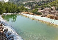 Silifke'de dayı ve yeğen, sulama havuzunda ölü bulundu