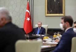 Son dakika... Kritik toplantı başladı Cumhurbaşkanı Erdoğan açıklama yapacak