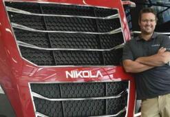 Elektrikli TIR üreticisi Nikolada istifa