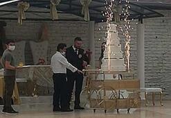 Bursa'da skandal düğün Görüntüler izlenince ortaya çıktı