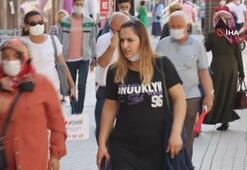 Boluda, 3 ayda 2 bin 377 kişiye maske cezası