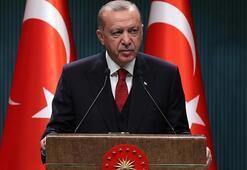 Son dakika: Cumhurbaşkanı Erdoğan yerli aşı için tarih verdi Yeni tedbirler...