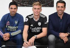 Transfer haberleri|  Arsenal, kaleci Alex Runarssonu transfer etti