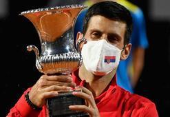 Djokovic, Roma Açıkı kazandı