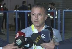 Mustafa Özat: Bu ligde güzel şeyler yapmak istiyoruz