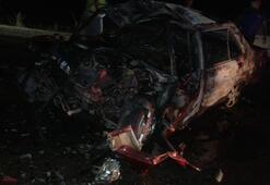 Felaket Bir anda alev topuna döndü: 3 kişi hayatını kaybetti