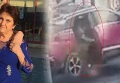 Çekicinin kaldırdığı araçtan düşen yaşlı kadın 10 aydır yatağa bağımlı