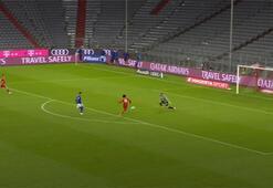 Leroy Sanenin Bayern Münihteki ilk golü...