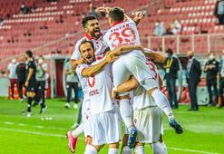 Yılport Samsunsporda 3 puan sevinci yaşanıyor