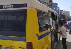 Vanda korona kurallarına uyulmayan toplu taşıma araçlarının sahiplerine 30 bin TL ceza
