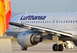 Lufthansada çöküş devam ediyor