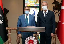 Son dakika... Bakan Akardan önemli Libya açıklaması