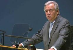 Guterresten dünya liderlerine çağrı