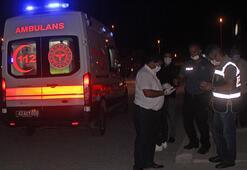 Konyada silahlı kavga Çok sayıda kişi yaralandı
