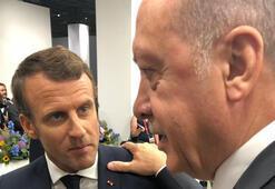 Cumhurbaşkanı Erdoğan - Macron görüşmesinin perde arkası Talep Macron'dan geldi