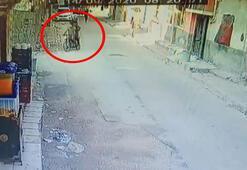 Aynı gün 5 cep telefonu çalan motosikletli 2 kapkaççı tutuklandı