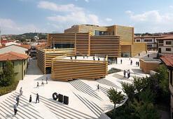 Odunpazarı Modern Müzeye İngiltereden ödül