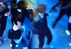 Şişlide dizi oyuncusuna silahlı saldırı kamerada