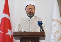 Diyanet İşleri Başkanı Erbaş: Milletimize bu musibet karşısında rehberlik etmeye çalıştık