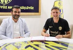 Transfer Haberleri | Ankaragücü, Kosovalı Idriz Vocayı transfer etti