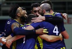 Fenerbahçe, İBByi set vermeden yendi