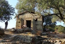 İlk kazma vuruldu Gizemli Köy ortaya çıkacak