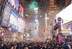 New York Times Meydanındaki yılbaşı kutlamasına corona engeli