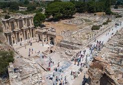 Efes Antik Kenti İzmir İlinde Nerede Giriş Ücreti, Tarihçesi Ve Özellikleri