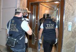 İstanbulda çok sayıda adrese FETÖ operasyonu: Gözaltılar var