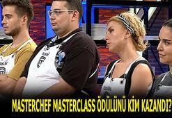 Masterchefte kim kazandı, hangi yarışmacı 23 Eylül Masterchef Masterclass kazanını ve ödülü alan kim oldu