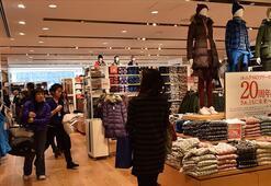 Japonyanın mağaza satışları düşüyor