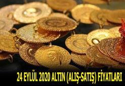 Altın fiyatları canlı takip ekranı: Bugün 24 Eylül gram, çeyrek, yarım ve tam altın alış-satış fiyatları ne kadar, kaç TL