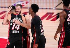 NBAde Miami Heat, konferans finallerinde seriyi 3-1 yaptı