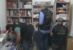 İstanbuldaki FETÖ operasyonu kamerada