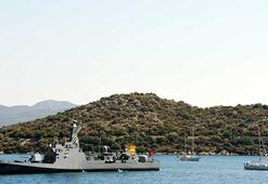 Türk hücumbotunun Kaştaki bekleyişi sürüyor