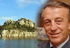 Ali Ağaoğlu Marmaristeki adasını satışa çıkardı